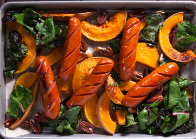 Grill'ems Fall Harvest Tray Bake