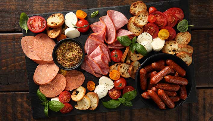 Canada Day Charcuterie Board Recipes Schneiders