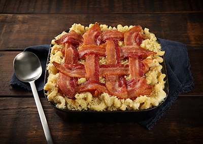 Smoky Bacon Mac & Cheese